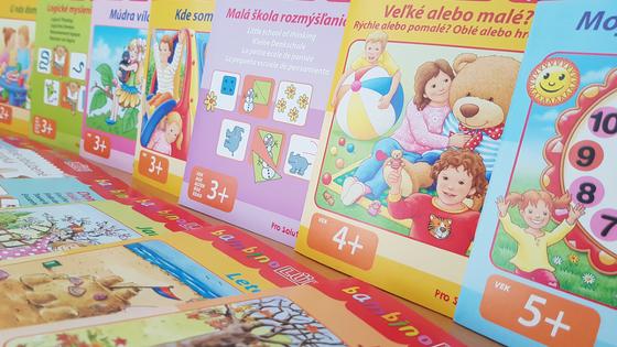 BambinoLük podporí intelektuálny rozvoj detí