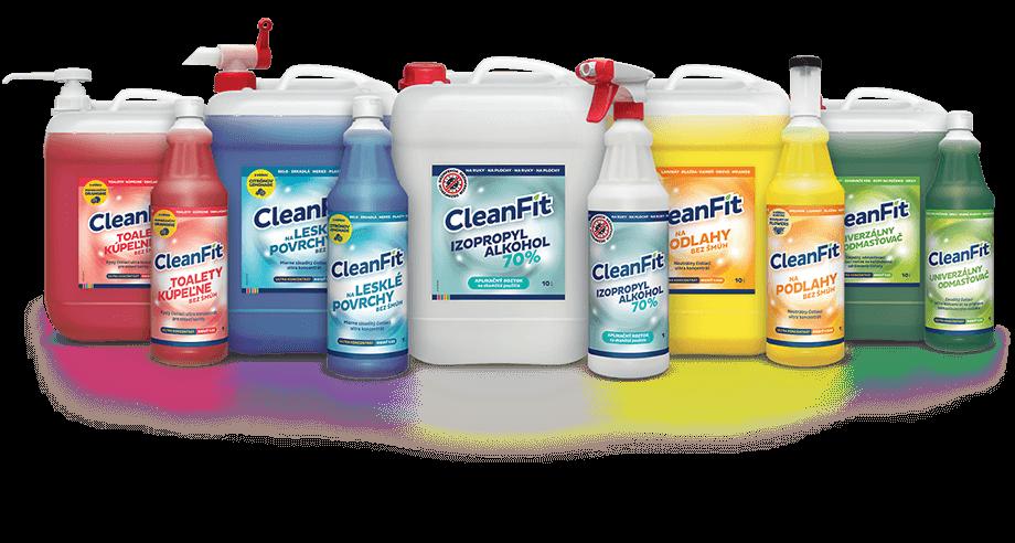 Bezpečne v škole – čistiace prostriedky pre školy
