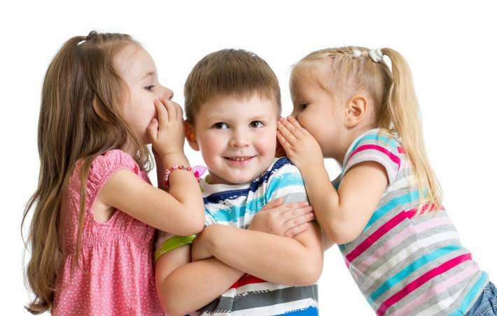 Pár slov o reči našich detí