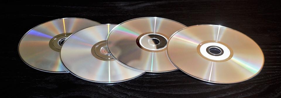 CD ako podklad na grafomotoriku